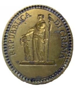 II - Repubblica di Crema  1797