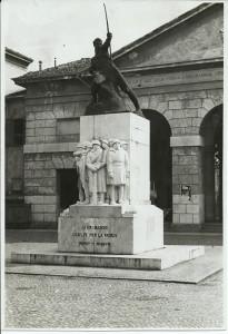CREMA, AI CREMASCHI CADUTI PER LAPATRIA, 1924.