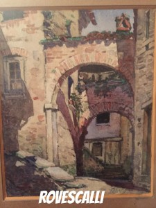 ANTONIO ROVESCALLI (1864-1936)